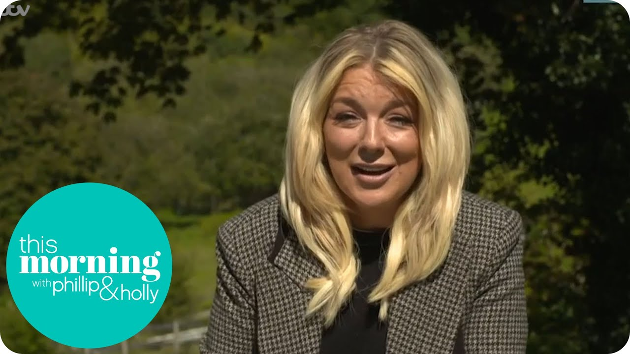 Sheridan Smith Mental Health Issues Made Me Worried About My Pregnancy This Morning Youtube