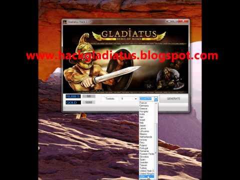 Gladiatus Hack 2.17