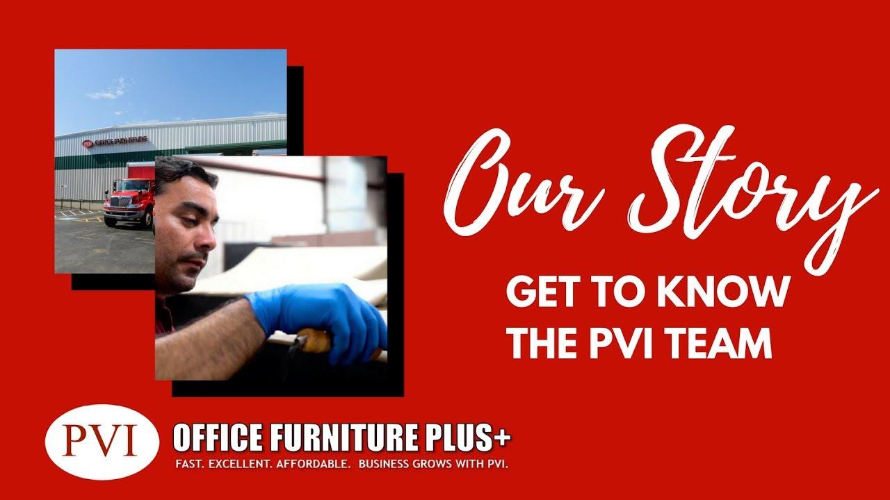 get to know pvi office furniture youtube rh youtube com pvi office furniture monroe avenue frederick md PVI Teachers