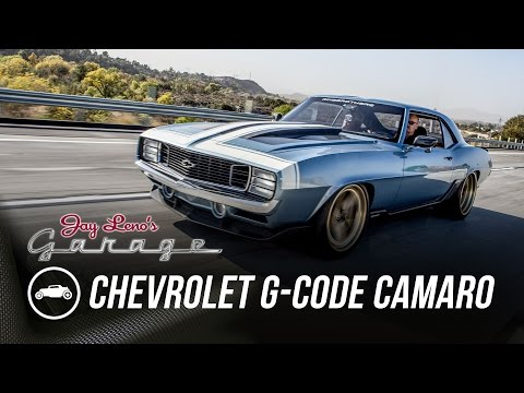 Ring Brothers 1969 Chevrolet G-Code Camaro – Jay Leno's Garage