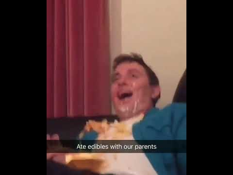 Shannon The Dude - Eating Edibles With Parents