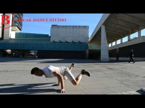 Movimientos Fundamentales Para Bailar Break Dance