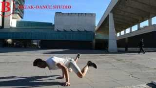 Movimientos Fundamentales Para Aprender A Bailar Break-Dance