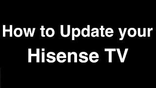 How to Update Software on Hisense Smart TV  -  Fix it Now screenshot 2