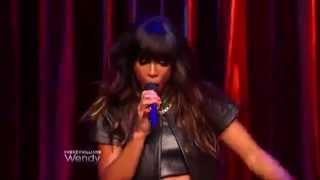 Kelly Rowland -  Live On Wendy Williams