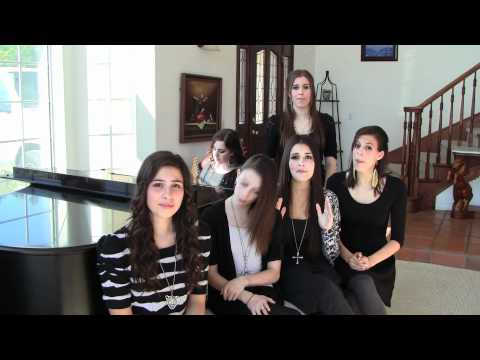 """Someone Like You"" by Adele, cover by CIMORELLI"