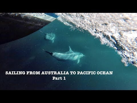 Sailing from Australia to New Caledonia Ep. 1