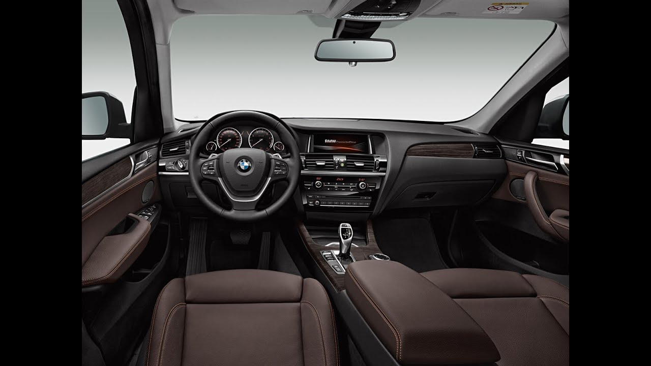New 2014 BMW X3 20d NICE Interior Design - YouTube
