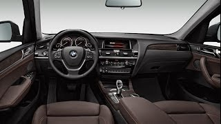 New 2014 BMW X3 20d NICE Interior Design