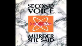 Second Voice - Murder She Said (1992) FULL ALBUM