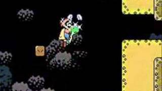 Super Mario World Changes from SNES to GBA Part 2