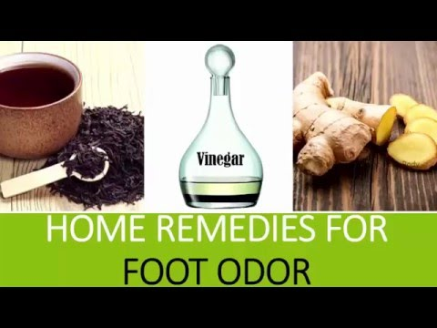 Home Remedies for Foot Odor | Ways to Get Rid of Foot Odor