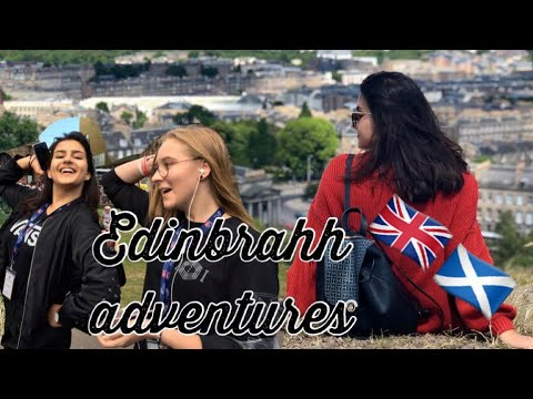 Edinburgh adventures | Mila Antonovic