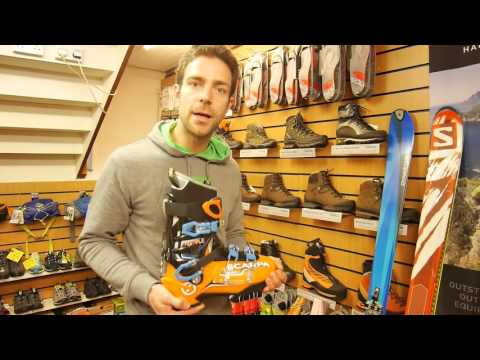 ski touring and ski mountaineering boot advice