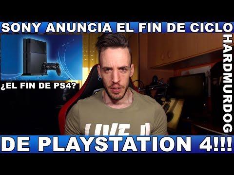 ¡¡¡FIN DE CICLO PS4!!! - Hardmurdog - Noticias - Sony - Playstation - 2018 - Español