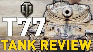 T77 Tank Review - Woŗld of Tanks