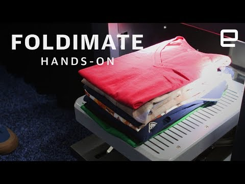 Tony Sandoval on The Breeze - How Much Would You Pay For A Robot That Folds Your Clothes?