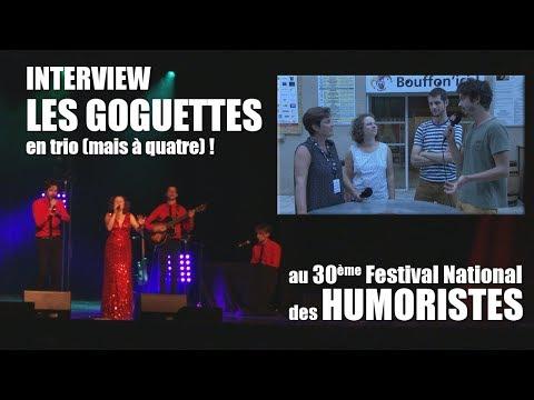 Les RDV Cultur'L avec Les goguettes   Festival des Humoristes 2018