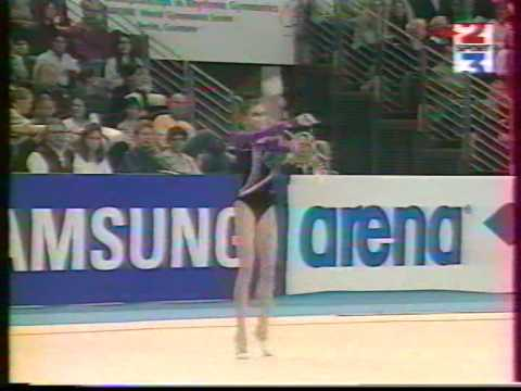 1997 Rhythmics worlds Berlin AA