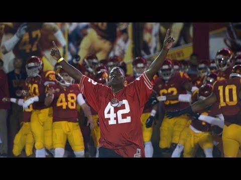 Former USC WR Keyshawn Johnson Burns Oregon on Twitter | The Feed
