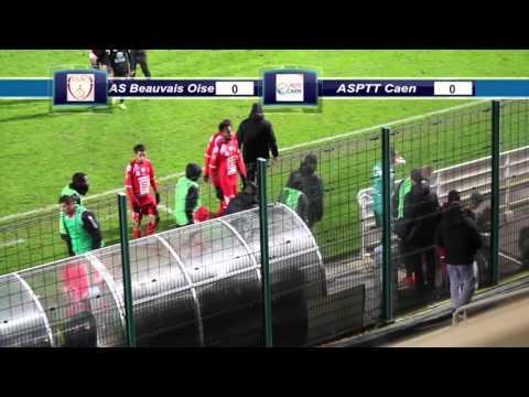 Rencontre CFA2 : As Beauvais Oise - Asptt Caen