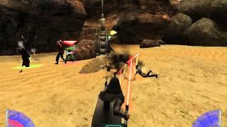 Jedi Academy: Jedi vs KotoR