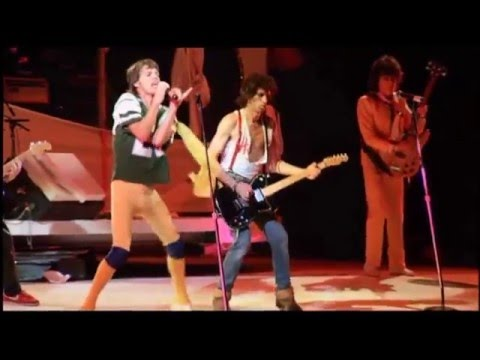 "Rolling Stones  ""HANG FIRE""  (East Rutherford, NJ, 1981)"