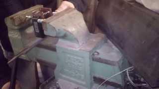 Выпресовка сердечника электродвигателя вентилятора Proterm(, 2013-05-25T16:40:33.000Z)