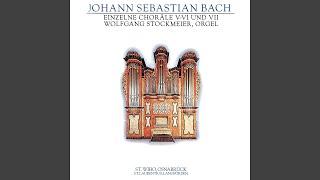 Chorale Preludes, BWV 748: Gott der Vater wohn uns bei