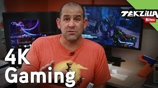4K Gaming at 60Hz Hands-On