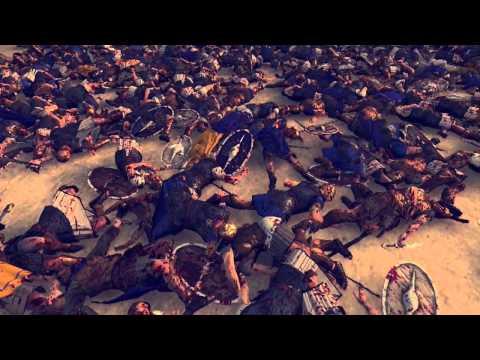 Ο Πόλεμος της Τροίας 3D animation