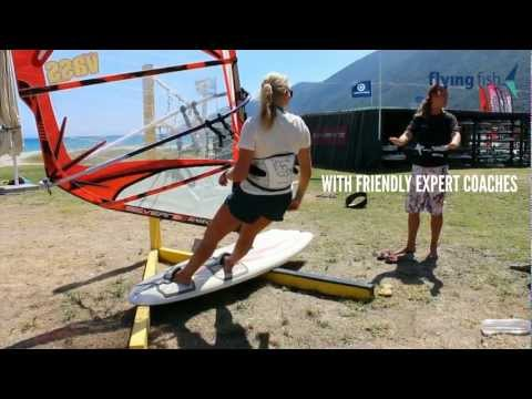 Windsurfing Instructor Course with Flying Fish