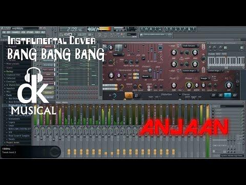 Yuvan's Bang Bang Bang - Anjaan - Instrumental Cover by Dhiphan Krish - FL Studio