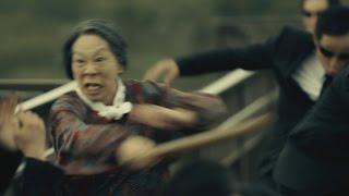 痛快!おばあちゃんが敵をバッサバッサなぎ倒すアクション動画 宮城県・登米市オリジナルPR動画『Go! Hatto 登米無双』