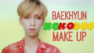 Video Baekhyun 'KOKOBOP' INSPIRED MAKE UP download MP3, 3GP, MP4, WEBM, AVI, FLV Agustus 2018