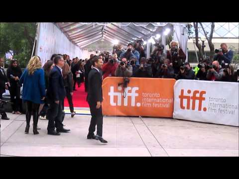 Tobey Maguire on the TIFF Red Carpet for 'Pawn Sacrifice' - Toronto 2014