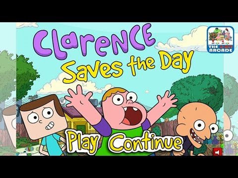 Clarence Saves The Day - Happy Birthday Mom, I Love You - THE END (Cartoon Network Games)
