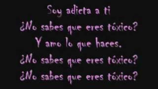 alesana toxic subtitulado en español