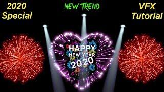 Tiktok new trend happy new year 2020 special tutorial tiktok new year 2020 editing