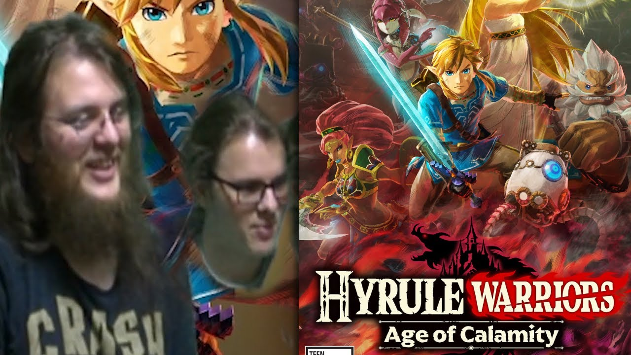 Story Mode Co Op Hyrule Warriors Age Of Calamity Switch Youtube