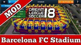 Stadium of dream league soccer ...
