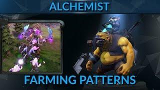 Effective Farming Patterns for Alchemist | Dota 2 Alchemist Guide 6.87 | 7.2k Pro by Game-Leap.com