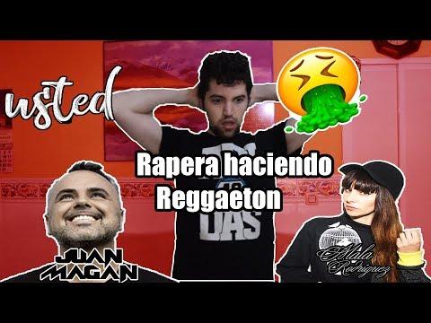 La Rapera Mala Rodríguez hace Reggaeton y pasa esto | Usted, Juan Magan ft. Mala Rodríguez.
