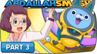 Yo-kai Watch 3 - Part 3: Usapyon's Search! (100% Walkthrough)