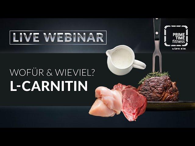 L-Carnitin - wofür & wieviel?