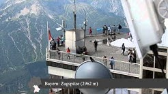 Deutschlands Gipfel: Zugspitze