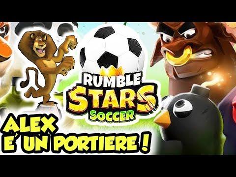 ALEX E' UN PORTIERE! - RUMBLE STARS CALCIO - Android - (Salvo Pimpo's)