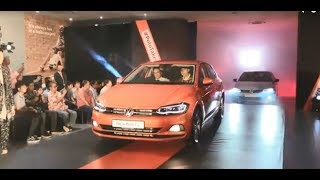 Volkswagen Polo Launch   - By Revv Evolution