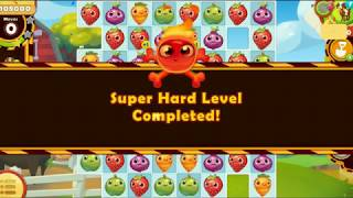 Farm Heroes Saga Level 1602 • SUPER HARD LEVEL • No Boosters