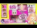 LOL Surprise Pop Up Store Exclusive LOL Doll Stand Cupcake Kids Club